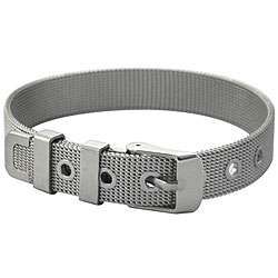 Stainless Steel Mesh Watchband style Bracelet