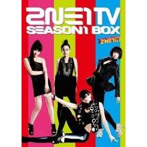 2Ne1   TV Season 1 Box (4DVDS) [Japan DVD] AVBY 58047