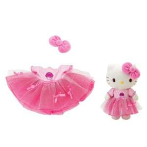 Hello Kitty Accessory   Dress Me Pink Tutu   Outfit Only Toys & Games