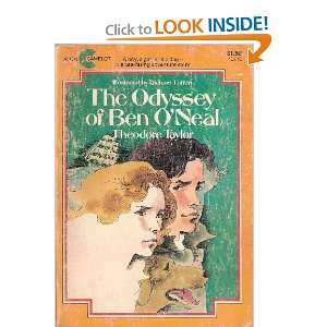 The Odyssey of Ben ONeal (Camelot Bks) Theodore Taylor, Richard