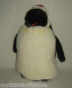 Dan Dee DanDee Collector's Choice Plush Holiday Penguin