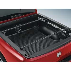 Dodge Ram Pickup Box Utility Rails: Automotive