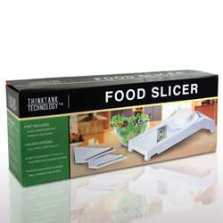 Think Tank Technology Stainless Steel Food Slicer