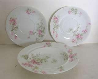 WALBRZYCH WAKBRZYCH Poland Porcelain BRIAR ROSE 7 Salad Plates