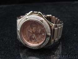 MICHAEL KORS MK5450 Rose Gold Chronograph Ladies Watch MK 5450