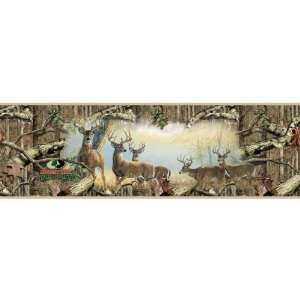 Mossy Oak Graphics Summers Edge Whitetail Window Graphic