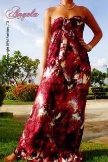 NEW Halter Neck Evening Long Women Maxi Dress Size Sz M L XL 6 8 10 12