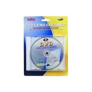 Blue DVD Laser Lens Cleaner in Blister Pack:  Industrial