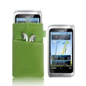 MOFI Kangaroo Pouch Case for Nokia E7, GREEN Electronics