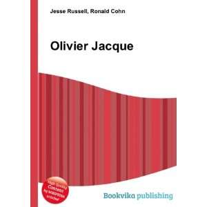 Olivier Jacque Ronald Cohn Jesse Russell Books