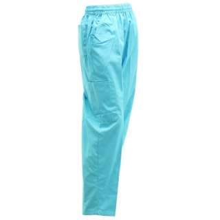 Scrub Bottoms Medical Nurse Dental Beautician Multiple Colors Style