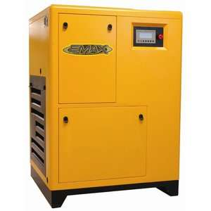 Emax 7.5 HP 3PH Variable Speed Drive Rotary Screw Air