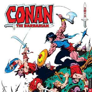 : Conan the Barbarian, Conan Properties International LLC: Calendars