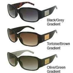 Michael Michael Kors Womens M2712S Amagansett Rectangular Sunglasses