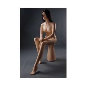 Realistic Sitting Mannequin LZM1 Arts, Crafts & Sewing