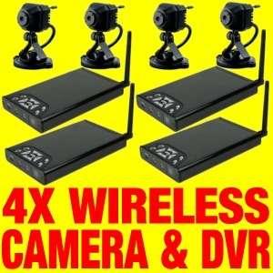 Wireless Mini Spy Cam Home Video Surveillance Security Camera System