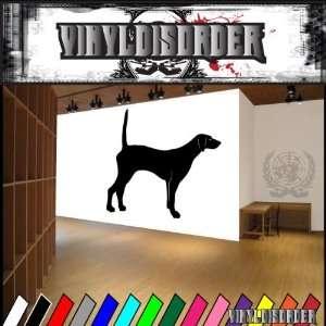 Dogs Sport Gun Dog Vinyl Decal Wall Art Sticker Mural