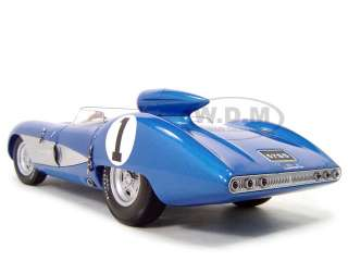 1957 CORVETTE SS 118 AUTOART DIECAST CAR MODEL