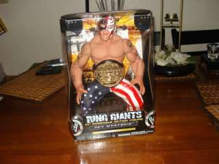WWE Ring Giants REY MYSTERIO New