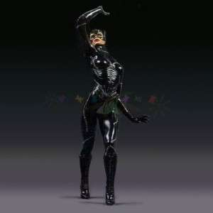 Batman Catwoman 1/6 Figure Vinyl Model Kit