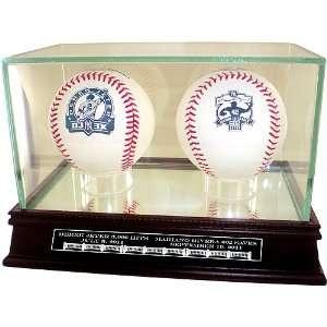 New York Yankees Derek Jeter 3K Baseball and Mariano Rivera 602