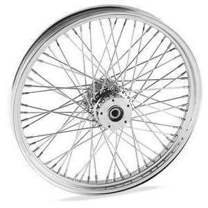 Ride Wright Wheels Inc 21x2.15 Single Disc Front Wheel
