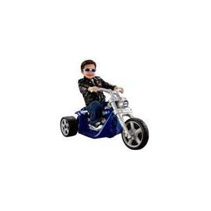 Power Wheels Harley Davidson Motorcycle Rocker Ride On