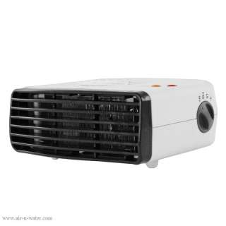 Comfort Z Electric Portable Ceramic 1000 W Space Heater/Fan Compact