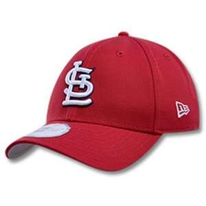 St. Louis Cardinals MLB Pinch Hitter Adjustable Wool Blend Cap (Red)