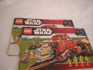 Lego Star Wars Trade Federation MTT Set # 7662 (Droid Carrier)