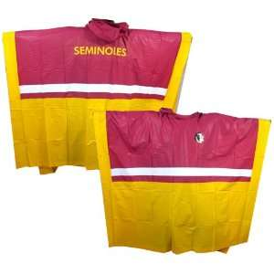 Florida State Seminoles Official Team Poncho Sports