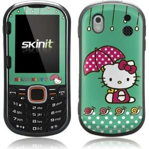Skinit Hello Kitty Polka Dot Umbrella Vinyl Skin for