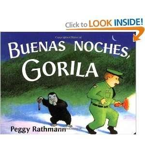 Buenas noches, Gorila (Spanish Edition) [Board book