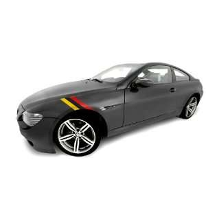 for any Vehicle  German Flag Colors  Red Black and Yellow Automotive