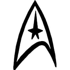 Star Trek Federation Vinyl Wall Art Decal