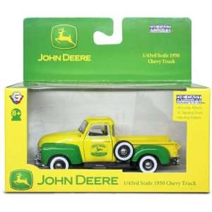 Gearbox John Deere Chevy Pickup Truck Toys & Games
