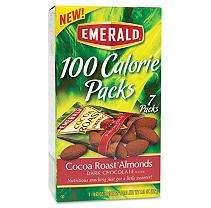 ® 100 Calorie Pack Dark Chocolate Cocoa Roast Almonds   7 pks./box