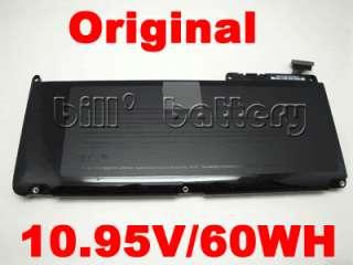 original a1331 battery for apple macbook pro 15 17 series laptop