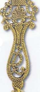 Orthodox Christian Brass Cross on stand for Exaltation of Holy Cross