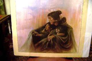 PENNI ANNE CROSS NAVAJO MADONNA S/N LIMITED ED