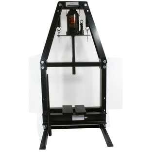 Buffalo Tools PRESSA20T Black Bull 20 Ton A Frame Shop Press at