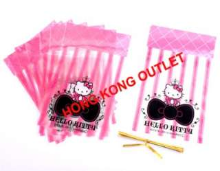 Hello Kitty Cookie Gift Bag 8pcs Sanrio H6c