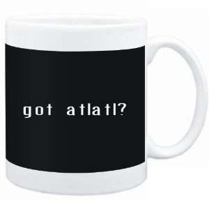 Mug Black  Got Atlatl?  Sports:  Sports & Outdoors