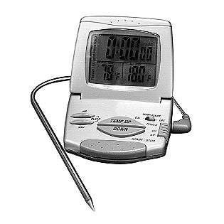 Digital Cooking Thermometer/Timer  Taylor Precision Products For the