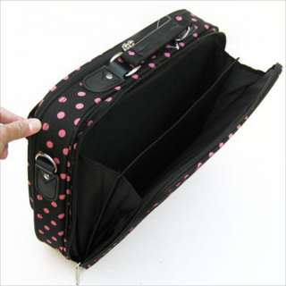 15.6/17 B Zebra Ladys Laptop Case Notebook Bag Purse