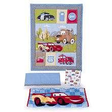Cars Adventure 4 Piece Crib Bedding Set   Kids Line   Babies R Us