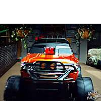 27 MHz and Black/Green Ford F 350 49 MHz   Jada Toys