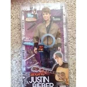 Justin Bieber Singing Doll on Justin Bieber Singing Doll Sings