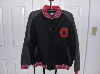 Ohio State Wool Varsity Jacket   LG  NEW