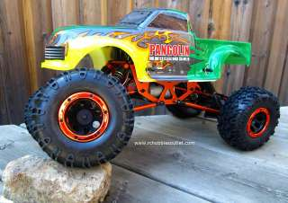 NEW 1/10 SCALE RTR 4X4 RC ROCK CRAWLER 4WD TRUCK